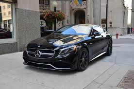 mercedes used s class 2016 mercedes s class amg s63 stock gc roland126 for sale