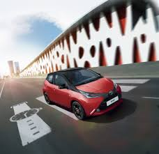 aygo the new aygo x cite toyota u0027s red prospect toyota uk media site