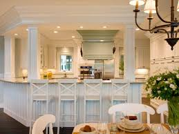 kitchen islands with columns engaging brown color wooden kitchen island with columns come with