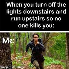 Funny Hunger Games Meme - funny katniss meme image 3121129 by miss dior on favim com