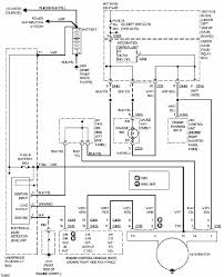 acura zdx alternator wiring diagram acura wiring diagram for cars