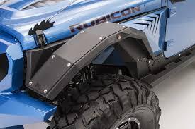 jeep fender flares jk front fender system fab fours