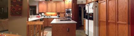 kitchen cabinets cramer s installations unlimited 209 575 5908 kitchen cabinets before