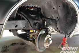 1968 camaro suspension upgrade 1967 camaro front suspension rebuild day chevy
