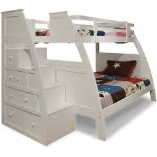 Bunk Bed Stairs With Drawers Canwood Overland Bunk Bed With Built In Stair