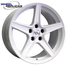 94 saleen mustang 18x10 white saleen mustang replica wheel 94 04