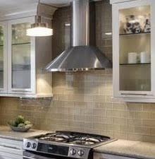 kitchen subway tile backsplashes glass tile backsplash ideas