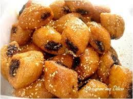 cuisine 4 arabe petit makrout aux dattes et graines de sesames recettes faciles