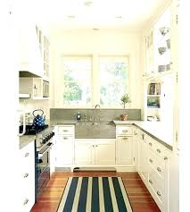 ideas for small galley kitchens galley style kitchen remodel ideas small galley kitchen design for a