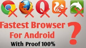 fastest browser for android what is the fastest browser for android
