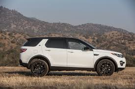 2015 land rover discovery interior 2015 land rover discovery sport first test motor trend