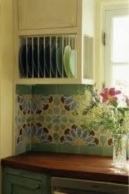 Cement Tile Backsplash by Custom Alhambra Kitchen Cement Tile Backsplash By Granada Cement