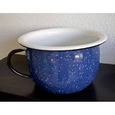pot de chambre de la pot de chambre émaillé