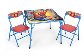 Large Square Folding Table by Incredible Folding Table And Chairs For Kids With Groovgames And