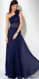 size 4 to 16 js boutique one shoulder embellished jersey gown for sale