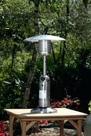 patio heater natural gas decoration tabletop patio heater magnus lind com