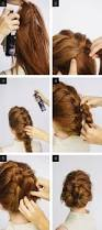 Hairstyle Diy by 91 Best Hair Tutorials Images On Pinterest Hairstyles Braids