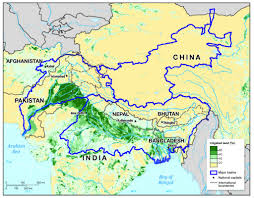 Himalayan Mts Map Image Gallery Hindu Kush Mountains Map