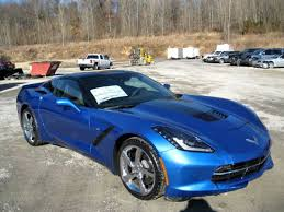 damaged corvettes for sale for sale c7 stingray only driven once through a window