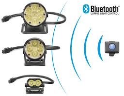 eurobike 2015 lupine shows bluetooth controlled lights mtbr