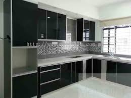 Aluminum Kitchen Cabinet Johor Bahru Jb Aluminum Kitchen Cabinet Aluminum Kitchen