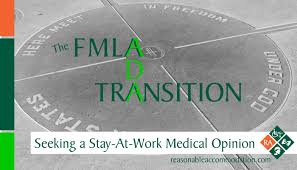 Seeking Title The Fmla To Ada Title I Transition Seeking A Stay At Work