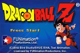 play dragon ball legacy goku nintendo game boy advance
