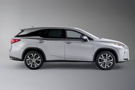 lexus crossover 2018 lexus rx l is a roomy take on brand u0027s popular crossover