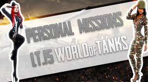 lt 15 the reconnaissance pro personal mission guide wot youtube