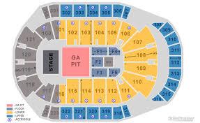 Winter Garden Seating Chart - jacksonville veterans memorial arena jacksonville tickets
