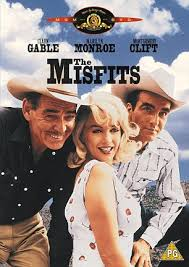 Footage Of Marilyn Monroe On The Misfits Set With Clark Gable And