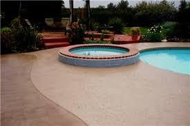 concrete pool deck paint colors concrete pool deck paint