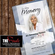funeral phlet ideas funeral program template for a friend horetska tk