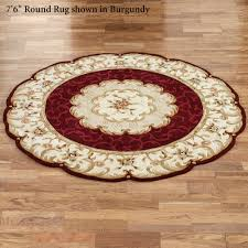 8 Round Braided Rugs by 5 Foot Round Rugs Roselawnlutheran