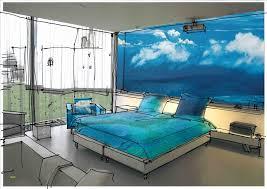 chambre ciel fauteuil relaxation avec aménagement de chambre à coucher uniek
