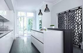 s駱arer la cuisine du salon conseils de pro pour séparer la cuisine du salon de façon originale