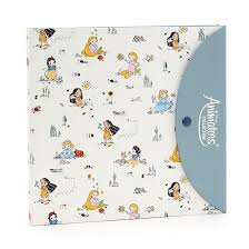 Livre de coloriage collection Disney Animators Disney Store
