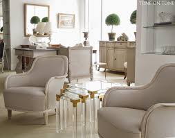Pair Of Chairs For Living Room by Tone On Tone May 2015