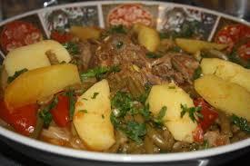 cuisiner des haricots verts frais tajine agneau haricots verts marka loubia khadra la cuisine de