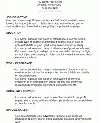 Sample Resume Volunteer Work by Volunteer Activities Resume Examples Ecordura Com