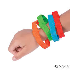 hand rubber bracelet images Superhero sayings rubber bracelets