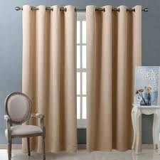 Brown Burlap Curtains Linen Burlap Curtains Bazaraurorita With Pom Fringe Curtain Panels