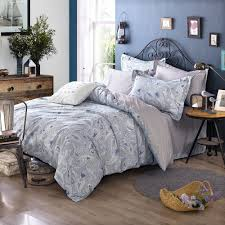 fadfay 4pcs european country style bed cover exotic rustic bedding