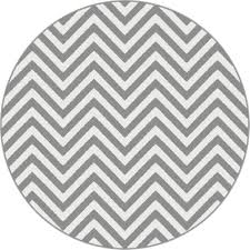 Round Indoor Rugs by Round Contemporary Rugs Grey Cowskin 150cm Diameter Contemporary