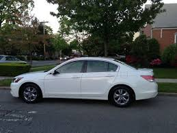 2011 honda accord white sell used 2011 honda accord se white with leather interior