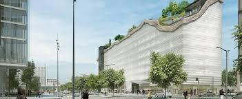 bureau de change clichy archi rev architecture site clichy batignolles réinventer