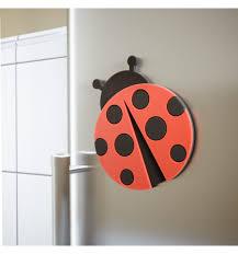 salvamantel mariquita imantado nevera decoración del hogar