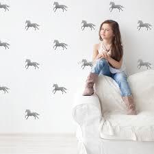 online get cheap metallic wall stickers aliexpress com alibaba 32pcs set metallic equestrian horse wall stickers vinyl wall decals decor kids room living room