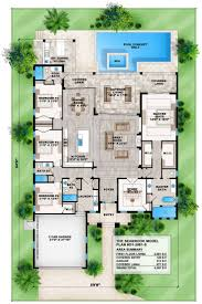 Mediterranean Homes Plans Mediterranean Style House Plan 4 Beds 3 00 Baths 2908 Sqft Luxihome