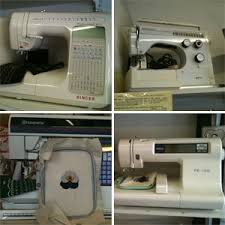 second sewing machines